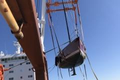 Baltimore boat loading