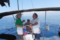 Cres to Corfu Greece