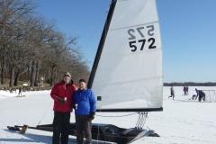 Iceboating 2011