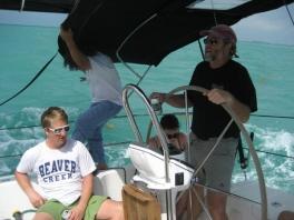 Liza Spring Break at Key West 2007