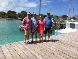 Miami to Andros Island