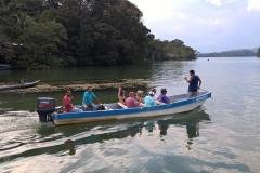 Rio Dulce to Lake Izabal