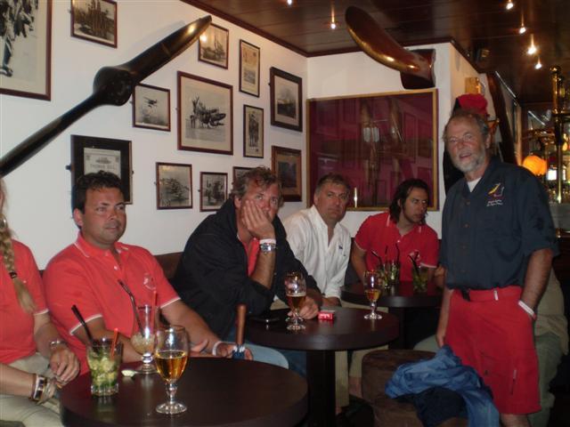 Giraglia Crew