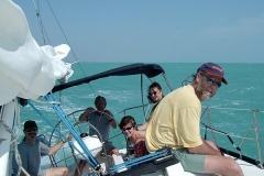 Windy Gill - Key West to Miami 2005
