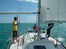 Windy Gill - Miami Race Week 2005