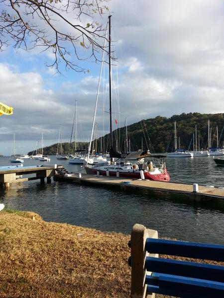 1.TTSA dock