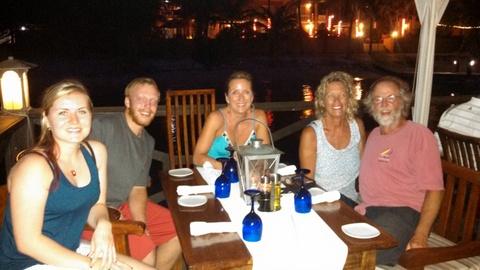 Bonair to Aruba Crew