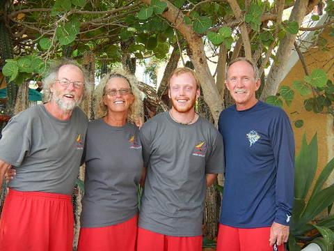Crew to Bonair