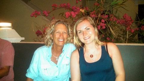 Kat and Kristine