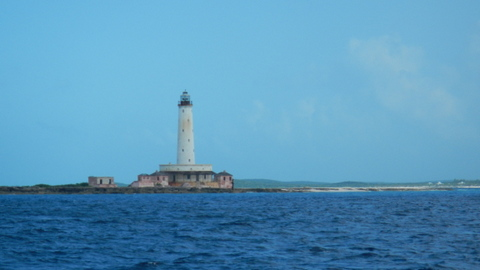 Bird Rock Lighthouse - Pitts landing