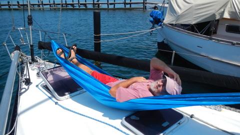 testing hammock